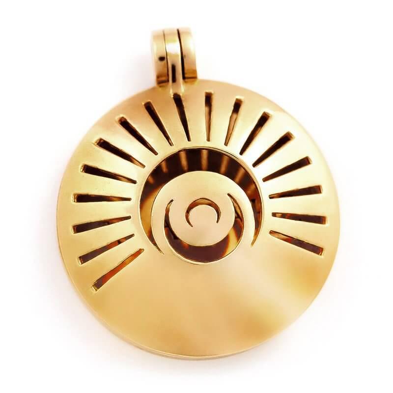 Aromatherapy pendant