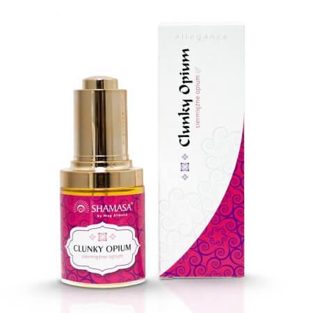 Siermiężne opium - naturalne perfumy w olejku