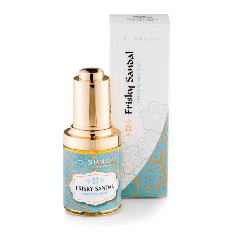 Frisky sandal - massage oil, perfume substitute