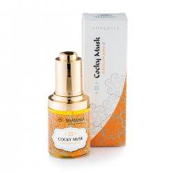 Buńczuczne Piżmo - naturalne perfumy w olejku 30 ml