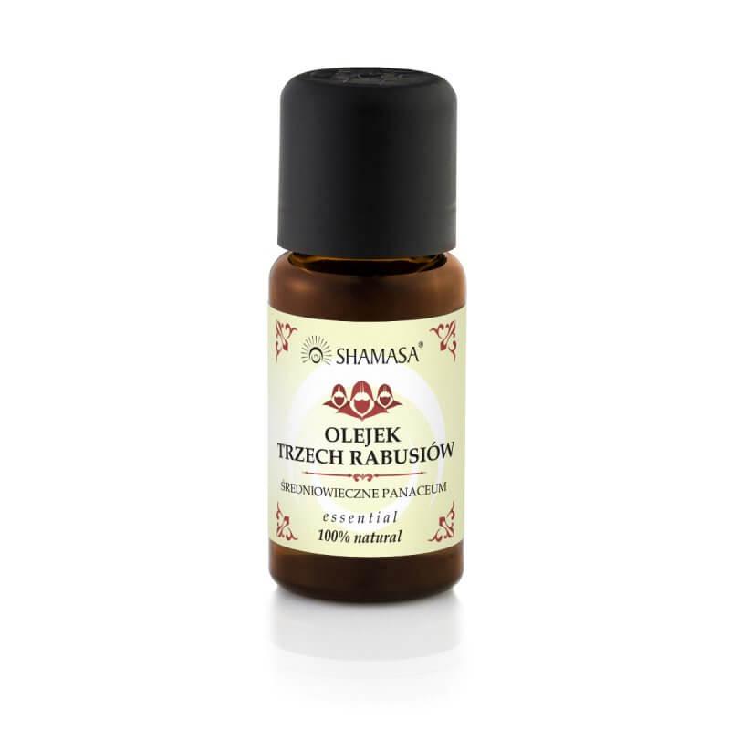 olejek TRZECH RABUSIÓW średniowieczne panaceum 15 ml