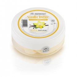 Vanilia - aksamitne masło o zapachu wanilii