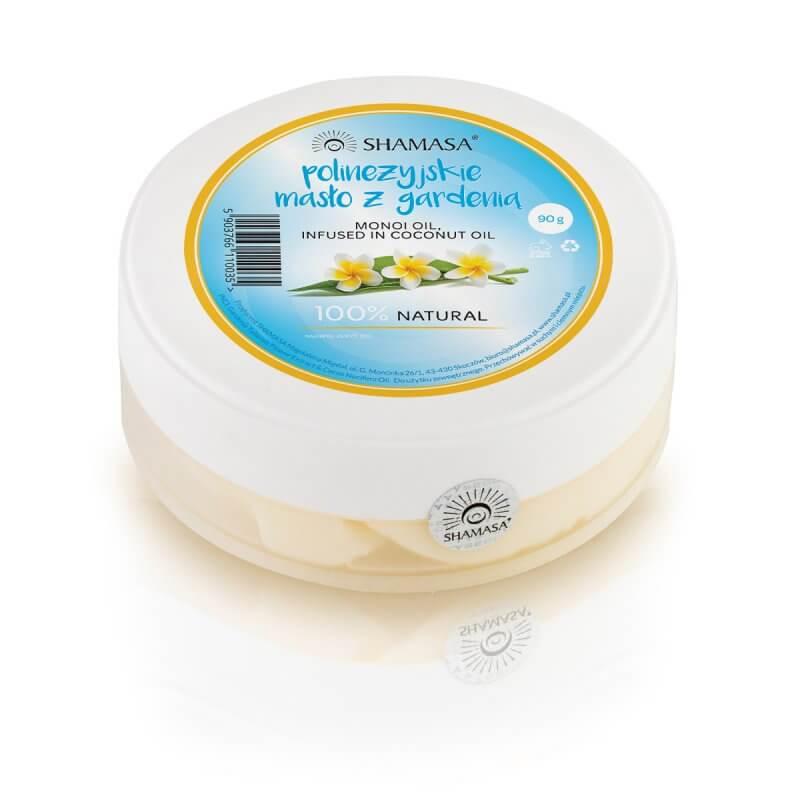 Monoi - polinezyjskie masło z gardenią