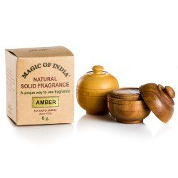 Amber naturalne perfumy w kremie