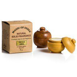 PRECIOUS SANDAL naturalne perfumy w kremie
