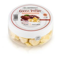 Cocoa butter - large capacity unrefined 120 g