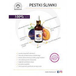 Plum seed oil