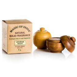 ARABIAN NIGHT naturalne perfumy w kremie