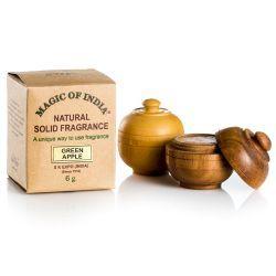 GREEN APPLE naturalne perfumy w kremie